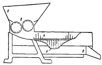 Рис. 11. Дробилка-гребнеотделитель